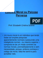 Loucura Moral Ou Psicose Perversa