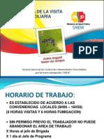 Secuencia Visita y Formua Bactivec 2013