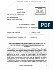 2014-2-12 ECF 104 - Taitz v MSDPM - Taitz Reply Re New Material Facts