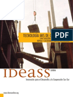 El mundo de la Tecnología de la Construcción