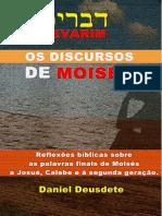 OS DISCURSOS DE MOISÉS