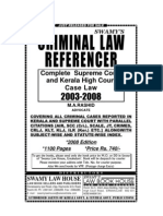 Kerala Criminal Law Referencer by id Www.answeringlaw