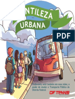 Cartilha Gentileza Urbana