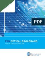 PBN.catalogue.V2c.19 Nov 07