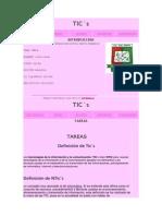 Informacion Acerca de Un Webquest