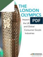 London Olympics Impact on UK Economy and Global Brands
