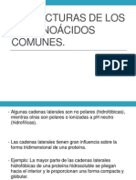 Estructuras de los 20 aminoácidos comunes.pptx