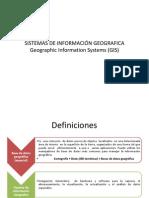 Sistemas de Informacion Geografica (Gis)