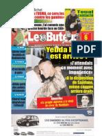 LE BUTEUR PDF du 06/10/2009