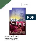 Lara Adrian - Raza de Medianoche 03 - Despertar de Medianoche