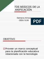 Conceptos Bsicos de La Planificacin 1213968733663572 9