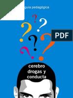 Guía pedagogica Droga
