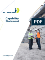 ADG Capability Statement