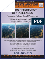 1401 Auction - Elliott State Forest Land Sale