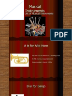Musical Instruments 2
