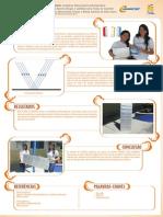 Placa Refletora de Tetrapak