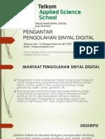 1. PSD Pengantar PSD
