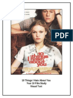 Yr 10 10 Things I Hate About You Workbook