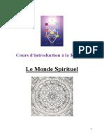 27_Le Monde Spirituel