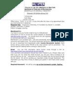 Syllabus Chem 100sp14
