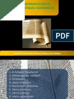 Biblia.AT.Profesorado Fátima