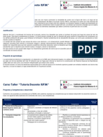 3. Programa y Competencias