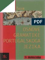 Osnove Gramatike Portugalskoga Jezika