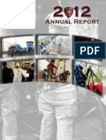 SAFD 2012 Annual Report