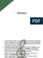 Música