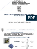 Introduccion a Las Maquinas y Transformadores