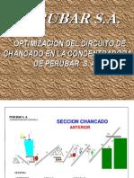 Perubar-Circuitto de Chancado