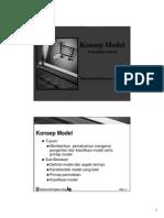 3 Konsep Model