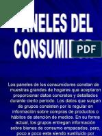 PANELES DEL CONSUMIDOR