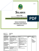 SILABUS-SMP-KELAS-VIII-2013_2