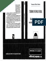 Libro de Turismo Rural