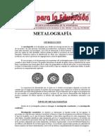 METALOGRAFIA ACEROS