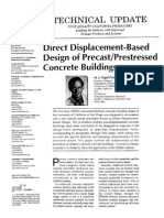 Direct_Desplacement Based Design Precast Prestressed Concrete