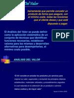 Analisis Del Valor _LUIS GARCIA