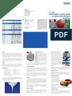 Alcohol Polivinílico– Un polímero versátil para aplicaciones de recubrimiento especializadas