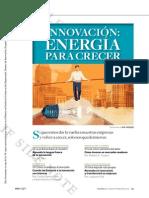 Innovación, energia para crecer (Master en Gestión de la Innovación Empresarial - nov.2012)
