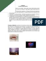 CLASIFICACIÓN DE FUERZAS