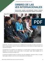 El lado sombrío de las migraciones internacionales _ Ssociólogos