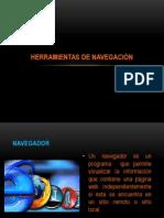 HERRAMIENTAS DE NAVEGACIÓN