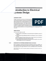 Introduction to Electrical System Design