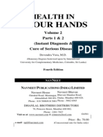 Health in Your Hands by Devendra Vora, M.D.