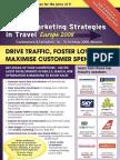 EyeforTravel - Online Marketing Strategies in Travel Europe 2008