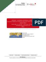 Evaluación de hábitat para la restauración del borrego cimarrón (Ovis canadensis ) en Coahuila, México