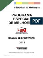 Manual Pem 2012