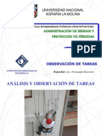 Observacion de Tareas 06 y 07.02.09