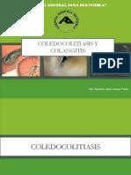 Coledocolitiasis y Colangitis2